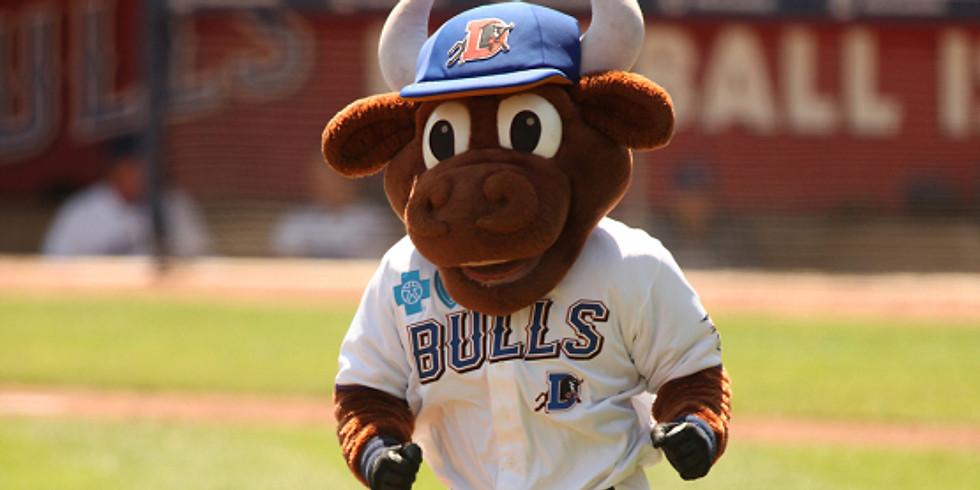 Durham Bulls Baseball Game