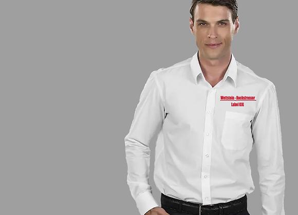 Standard Hemd bestickt