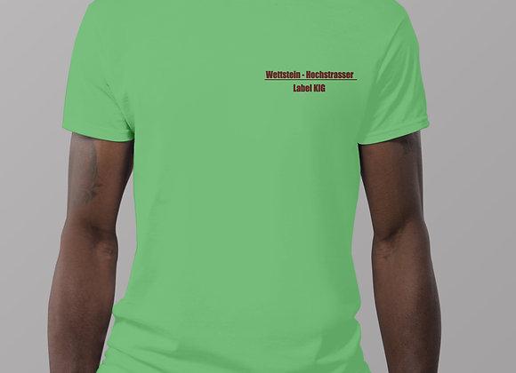 Standard T-Shirt BIO + VEGAN bestickt