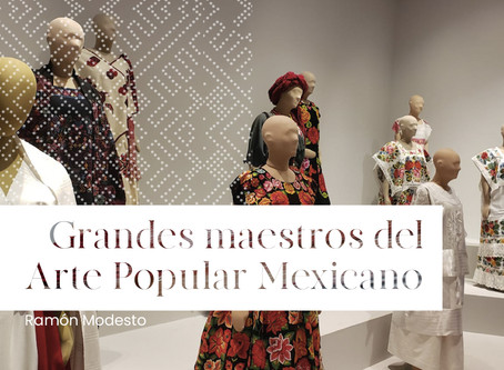 """""""Grandes Maestros del Arte Popular Mexicano, 20 años"""""""
