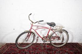 Red Vintage Bike $20