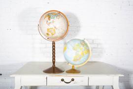 Vintage Globes $8 Each