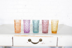 Assorted Drinking Glasses $3 Each