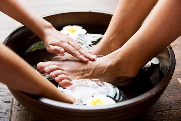 Reflexology Foot Massage 30 minutes