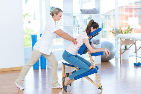 Chair massage 30 minutes