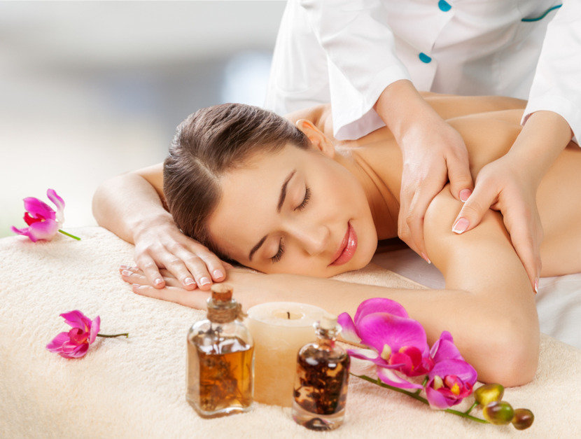 Aromatherapy Massage 30 minutes