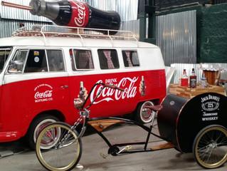 Pronta nova bike Jack Daniels