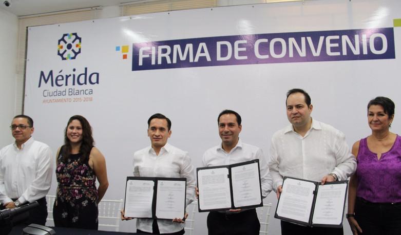 Convenio Mérida - Mayan