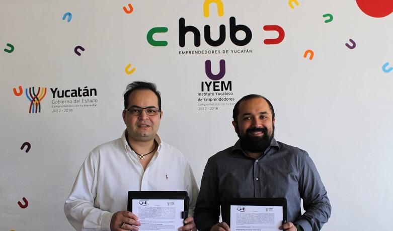 Convenio de colaboración IYEM - Mayan