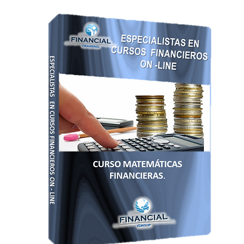 Curso matemáticas financieras