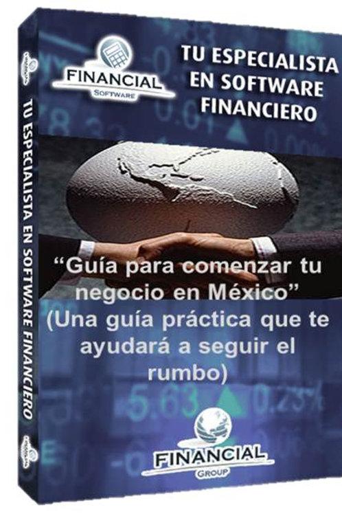 Guía para comenzar tu negocio en México