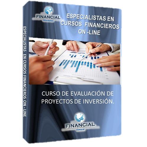 Curso de evaluación de proyectos de inversión