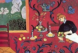החדר האדום, אנרי מאטיס, שמן על בד, 1908