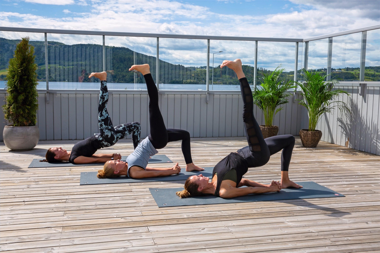 Yoga nivå 3