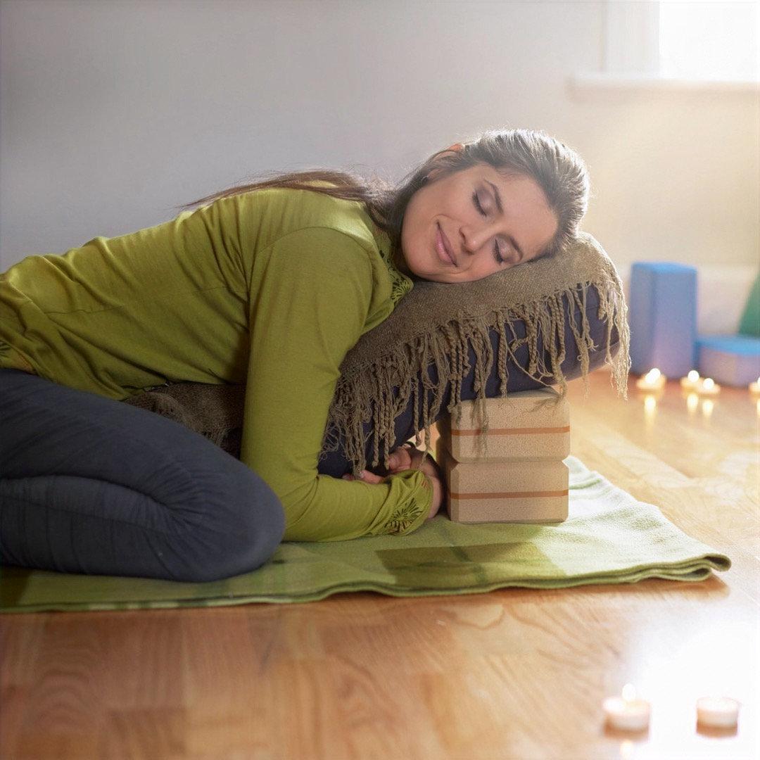 Yoga rolig og myk