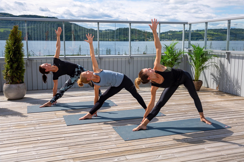 Yoga nivå 2