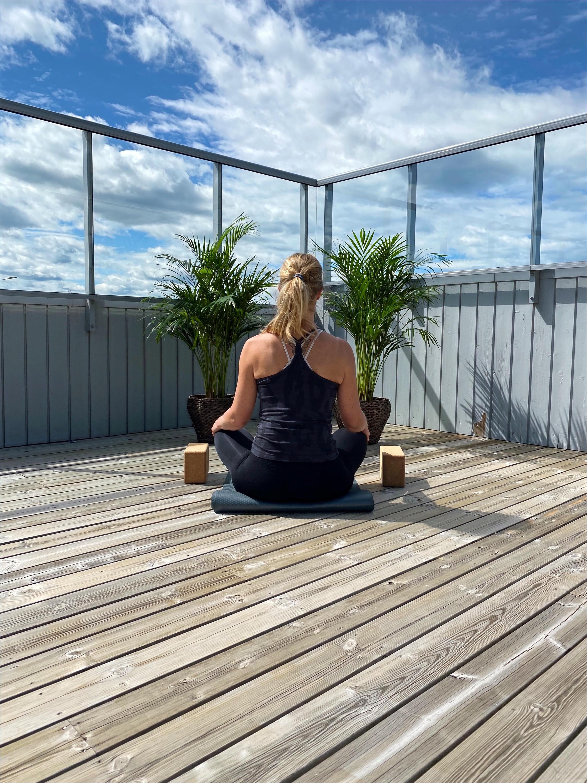 Yoga nivå 1/ny