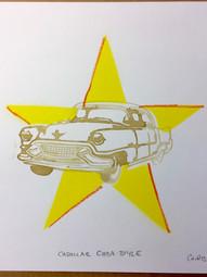 Cadillac ´54 Cuba Style