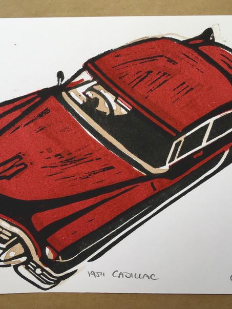 Cadillac 1954