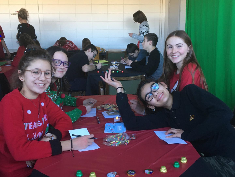 École Beaurivage - Photo de Noël
