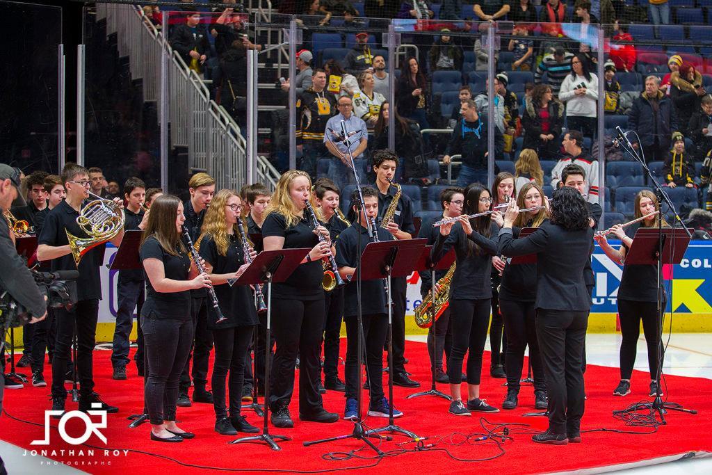 École Beaurivage - Photo de l'Harmonie