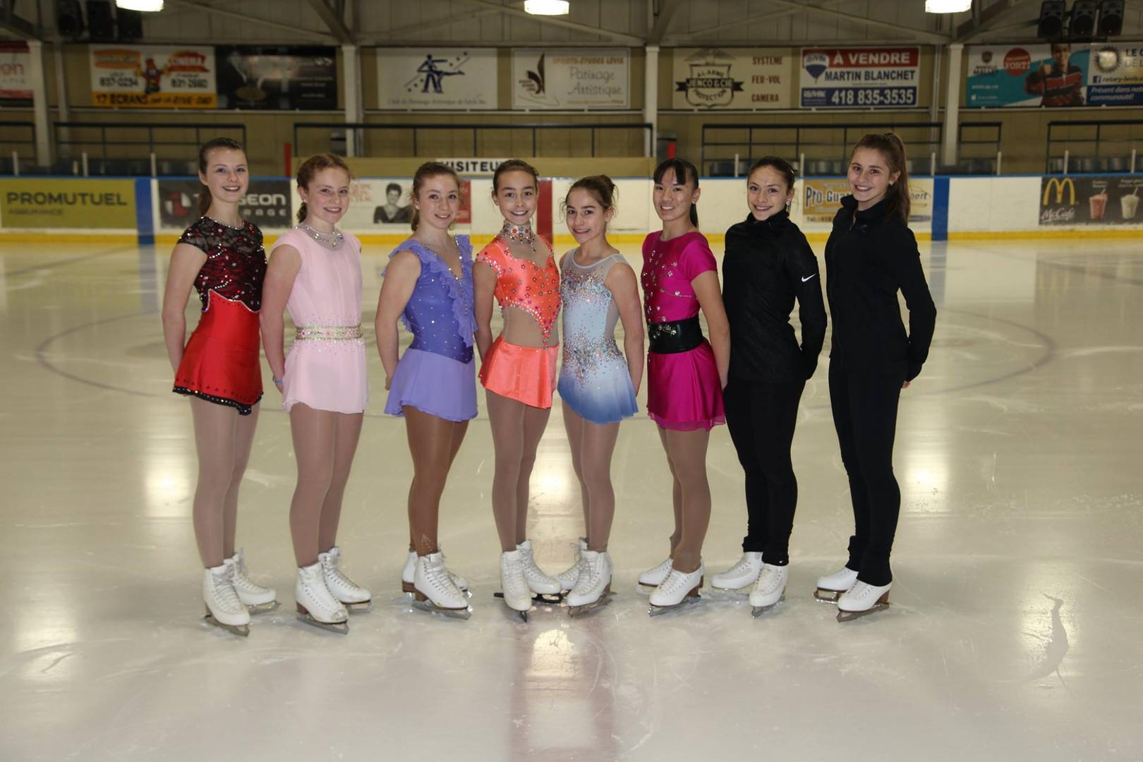 Programmes Arts-Langues-Sports (PALS) - Photo de patinage artistique