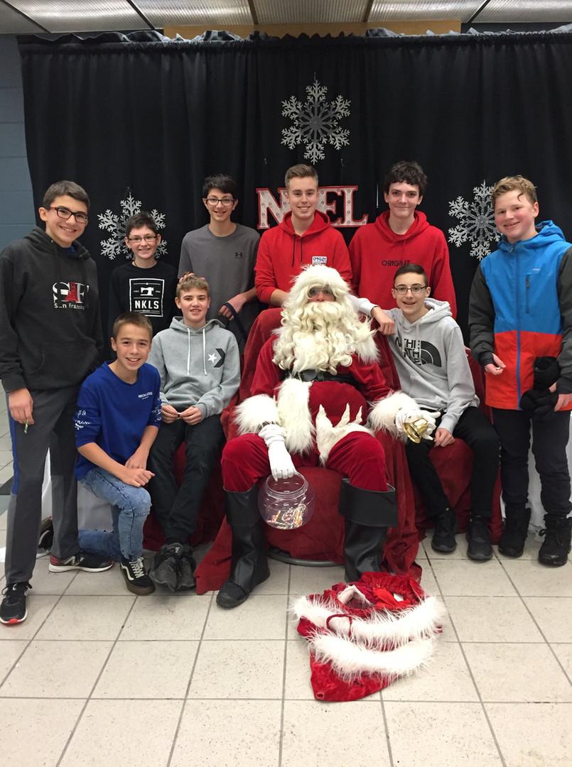 École secondaire de l'Horizon - Noël