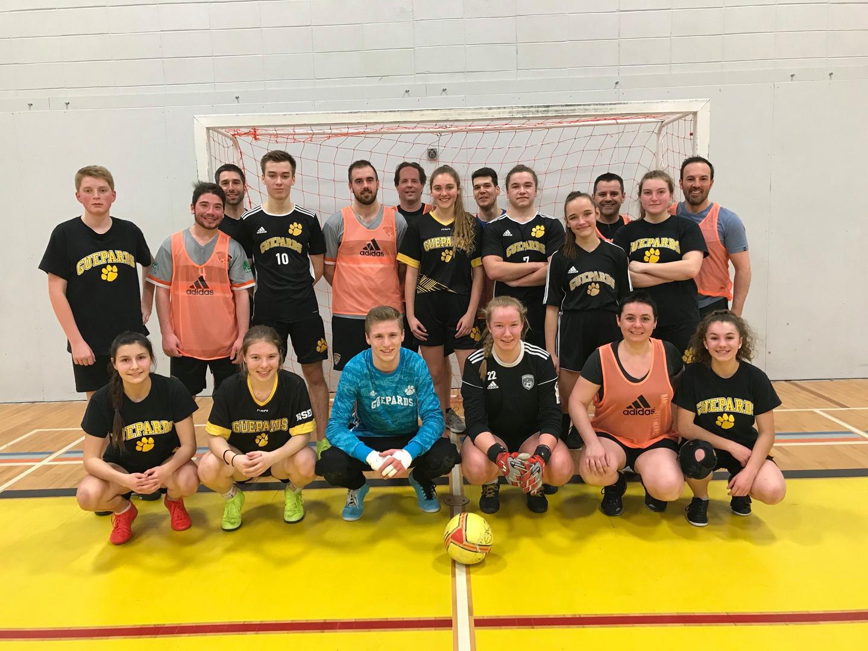 École Beaurivage - Photo de l'équipe de soccer