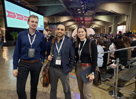 Geosapiens à l'Expo Entrepreneurs