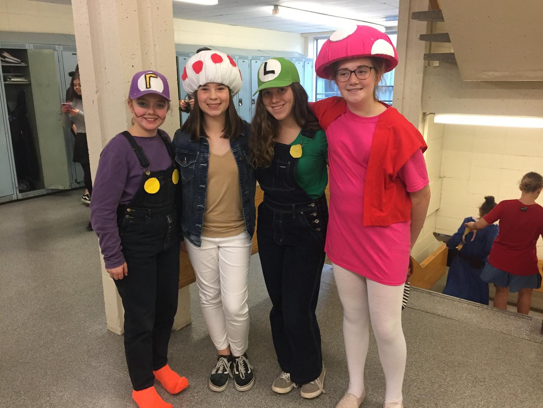 École secondaire Pamphile-Le May - Halloween