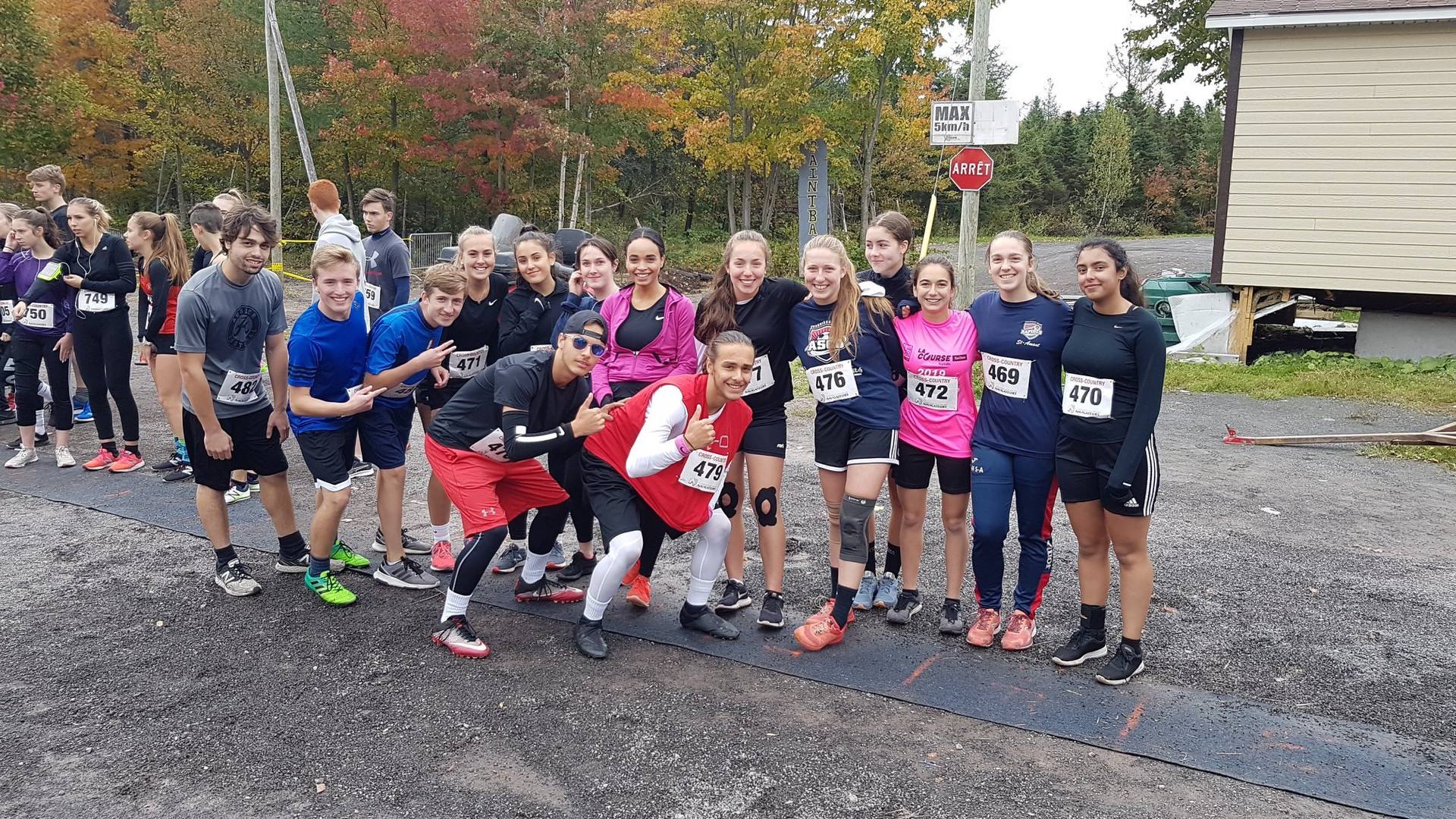 École secondaire les Etchemins (ESLE) - Cross-Country