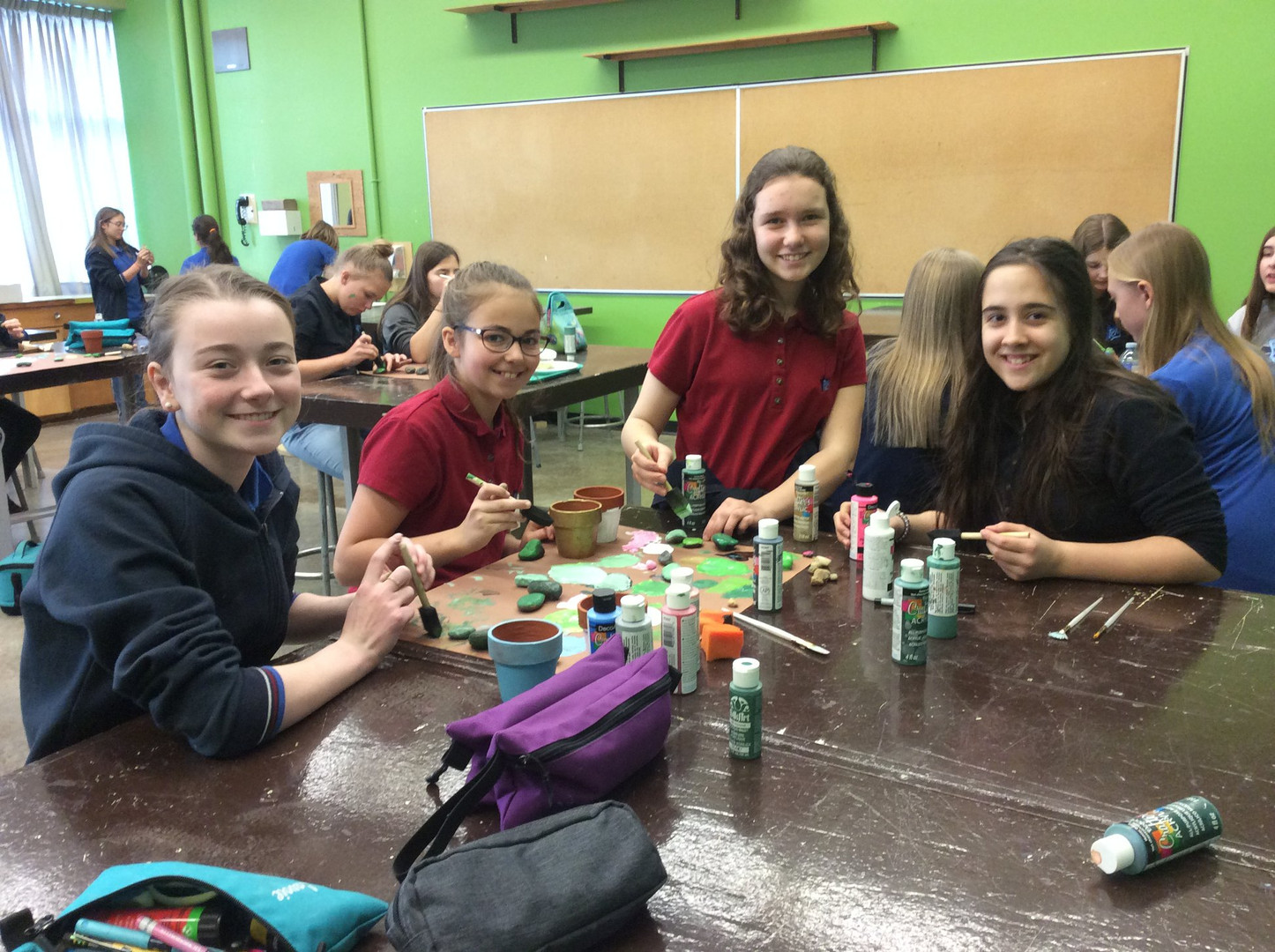 École secondaire Pamphile-Le May - Photo d'art