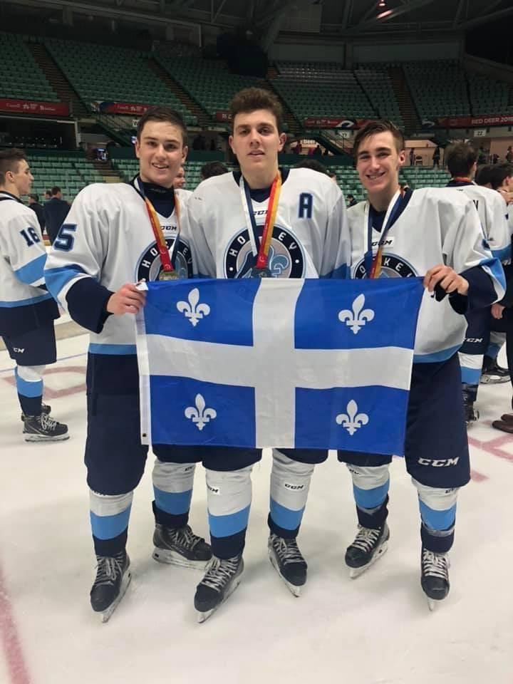 Programmes Arts-Langues-Sports (PALS) - Photo de hockey