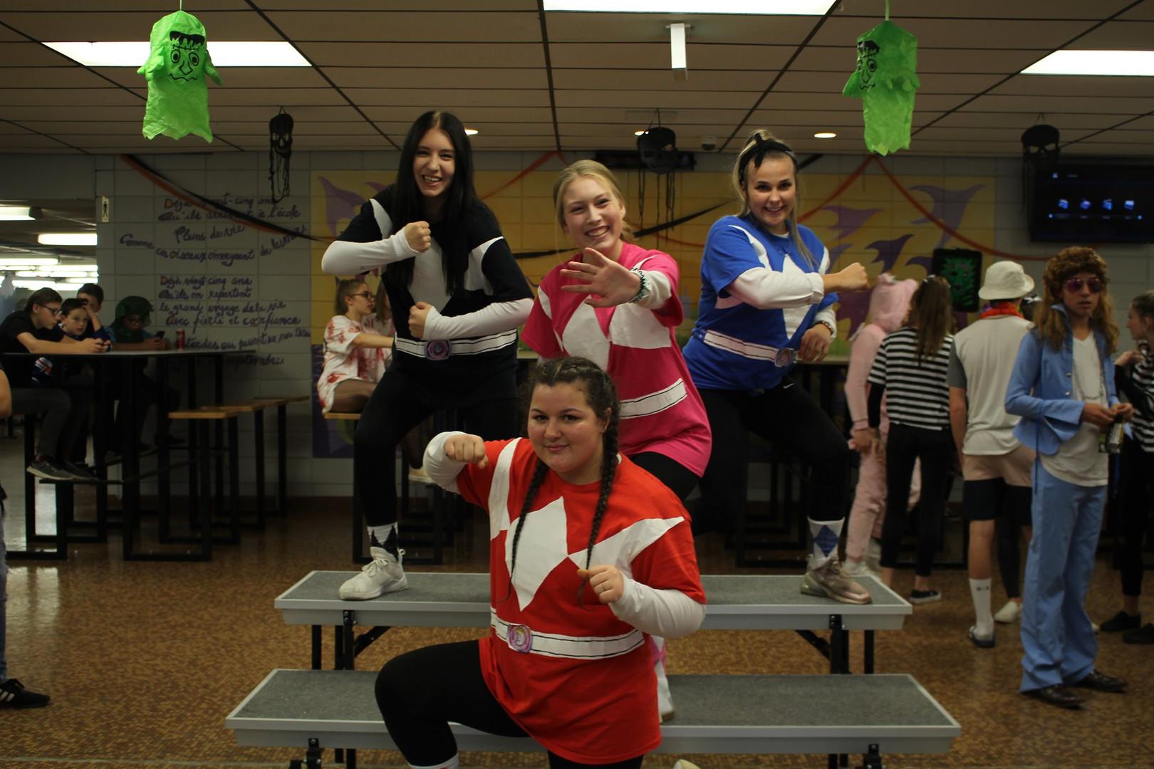 École Beaurivage - Photo de l'Halloween