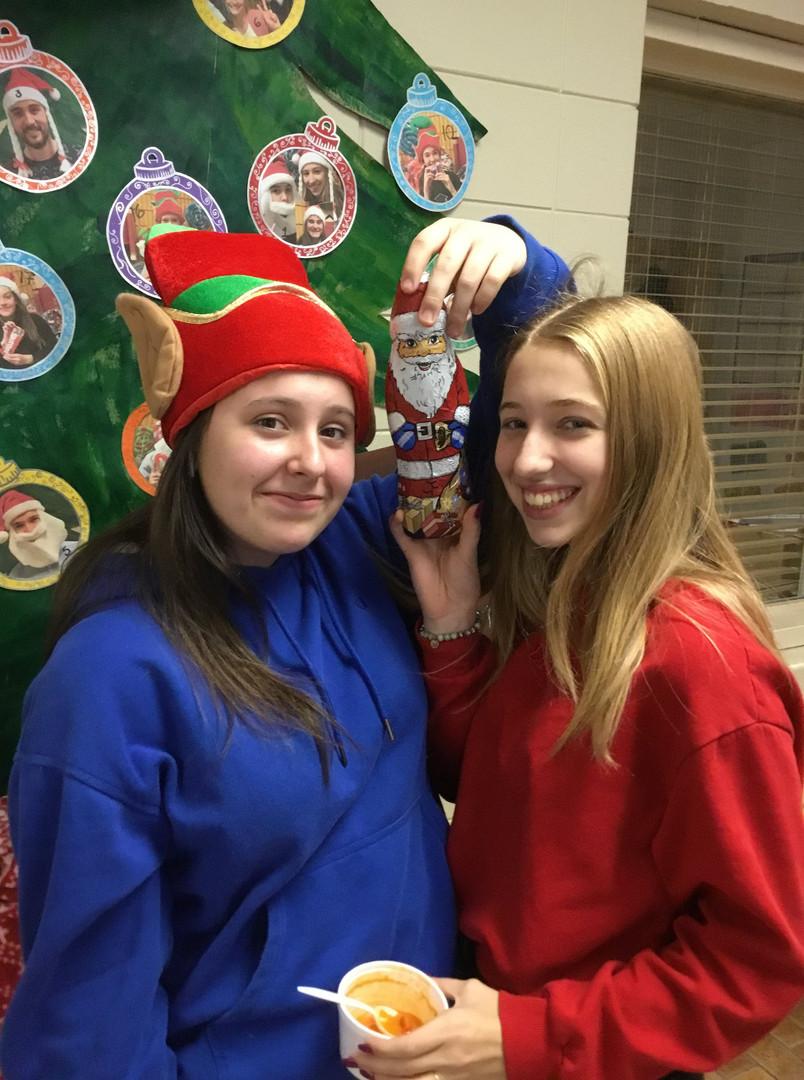 École secondaire de l'Aubier  - Noël