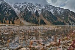 Kazakhstan, Big Almaty lake