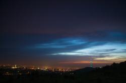 Night in Almaty