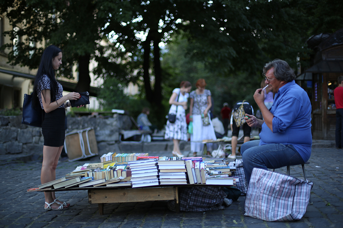 Ukraine, Lviv