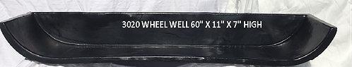 WHEEL WELL 3077
