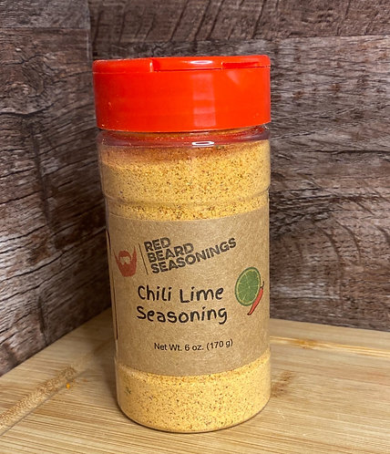 Chili Lime Seasoning - 6oz