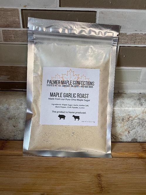 Maple Garlic Roast - Palmer Maple Confections