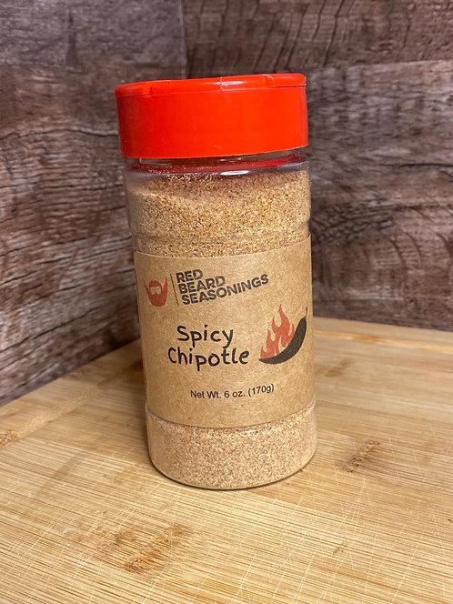 Spicy Chipotle Seasoning - 6 oz