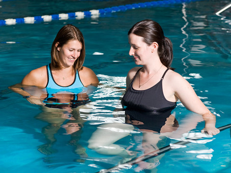 How aquatic therapy is effective for injury rehabilitation
