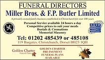 Miller Bros & F.P. Butler Ltd