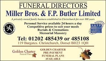 MillerBros & FP Butler Ltd