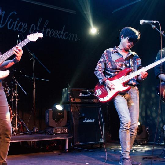 尼古丁乐队