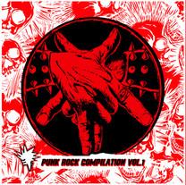VARIOUS ARTISTS - Punk Rock Comp. Vol.1