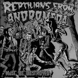 Reptilians From Andromeda - 'Must Be Destroyed!'