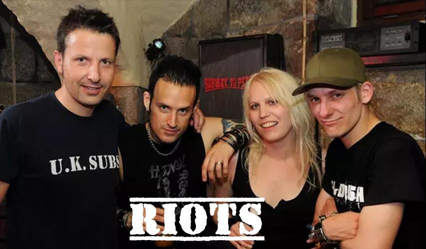 Riots (SWE)
