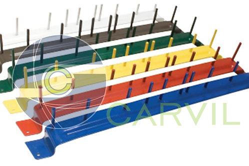 Colgador de Aluminio 9110R - EL CASTOR